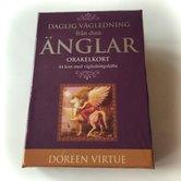 Daglig vägledning från dina änglar (på Svenska)