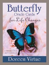 Butterfly Oracle Cards av Doreen Virtue