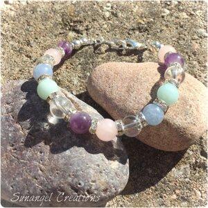 Armband för harmoni, kärlek och själslig styrka