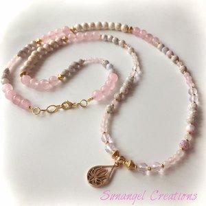 Halsband - Lotus bliss