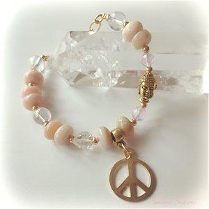Armband för beskydd, balans & kärlek