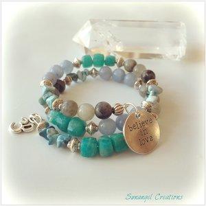 Armband för vitalitet, glädje & harmoni
